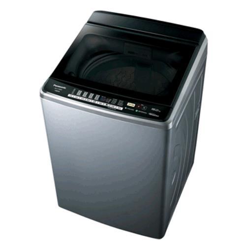 Panasonic 直立式變頻15公斤洗衣機(不銹鋼) NA-V168DBS-S