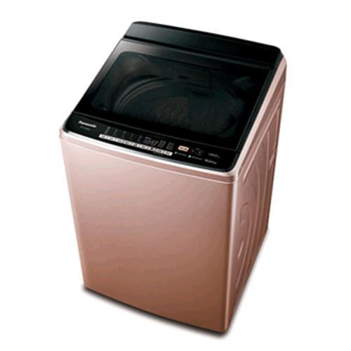 Panasonic  直立式變頻13公斤洗衣機(玫瑰金) NA-V130DB-PN