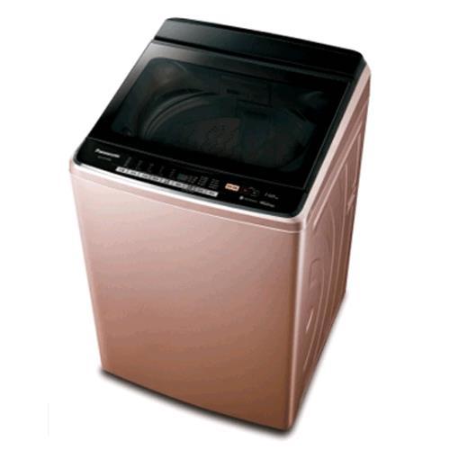 Panasonic 直立式 變頻 14公斤洗衣機(玫瑰金) NA-V158DB-PN