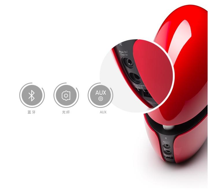 Edifier e235 低音愛好者 三件式喇叭|EcLife良興購物網