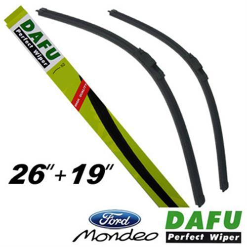 DAFU 專用型軟骨雨刷 FORD 福特 09~ MONDEO 26吋+19吋