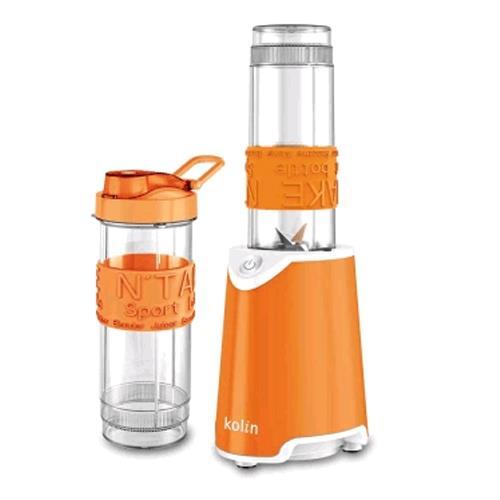 KOLIN 歌林隨行杯冰沙果汁機(雙杯橘) KJE-MNR572RG