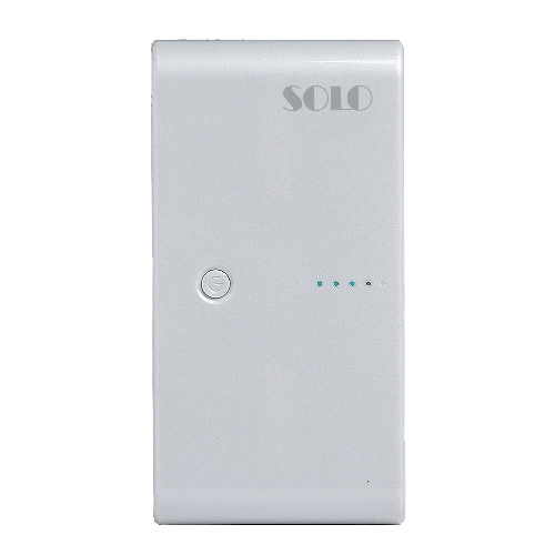 SOLO 18000series 雙輸出行動電源 台灣製造-白