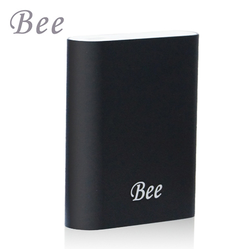 Bee 10400series 金屬質感 簡約設計 行動電源-黑色