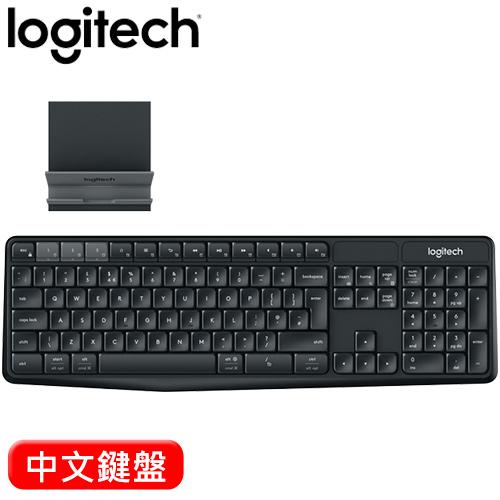 K375s 跨平台無線/藍牙鍵盤支架組合