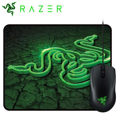 Razer 雷蛇 Abyssus 地獄狂蛇滑鼠 2000dpi + 重裝甲蟲 控制版