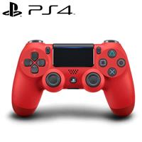 PS4 原廠 DS4 光條觸碰板 無線震動手把 熔岩紅 CUH-ZCT2G11