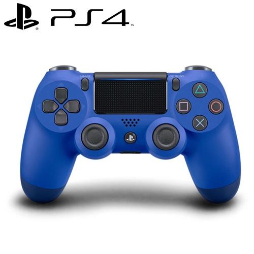 PS4 原廠 DS4 光條觸碰板 無線震動手把 海浪藍 CUH-ZCT2G12