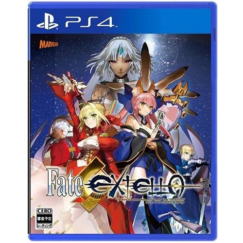 【預購】PS4遊戲《Fate/EXTELLA》中文一般版