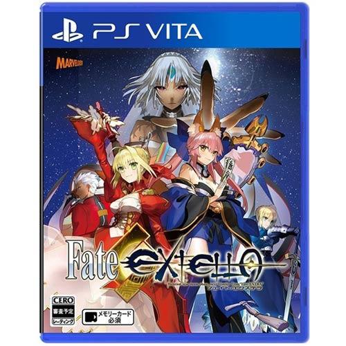 【預購】PSV遊戲《Fate/EXTELLA》中文一般版