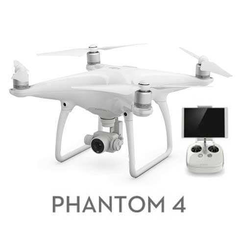 【網購獨享優惠】大疆 DJI P4 Phantom 4 高清空拍機 4K超高畫質錄影相機(三電版)