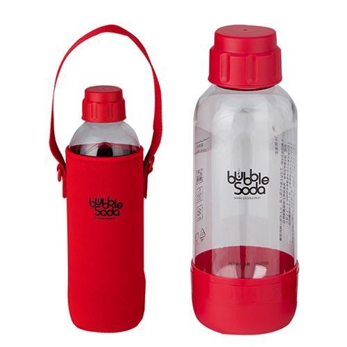 Bubble Soda專用水瓶組-紅 BS-368