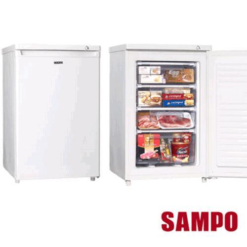 SAMPO 聲寶87公升冷凍櫃 SRF-90S