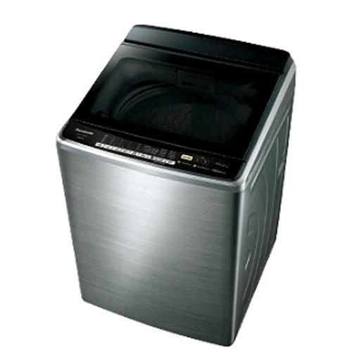 Panasonic 直立式變頻11公斤洗衣機(不銹鋼) NA-V110DBS-S