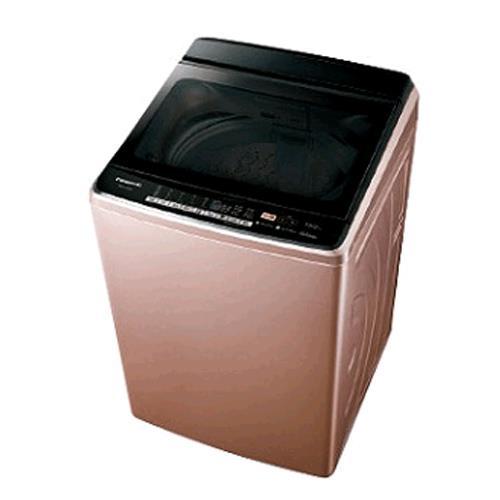 Panasonic 直立式變頻11公斤洗衣機(玫瑰金) NA-V110DB-PN