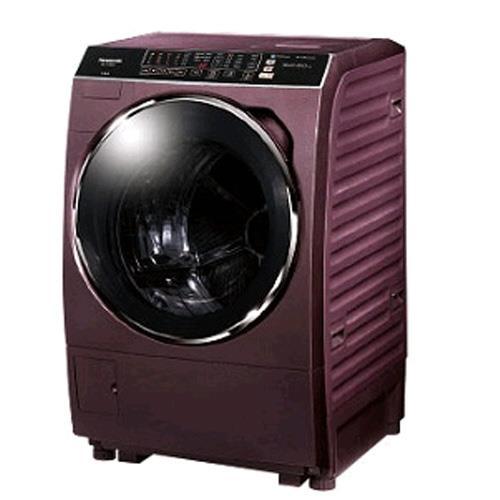 Panasonic 15公斤洗脫烘滾筒 NA-V168DDH-V(晶燦紫)