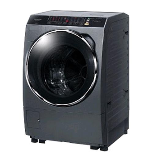 Panasonic國際牌 NA-V130DDH-G(晶燦銀) 13公斤洗脫烘滾筒