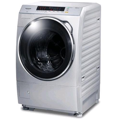 Panasonic 14公斤洗脫滾筒洗衣機 NA-V158DW-L(炫亮銀)