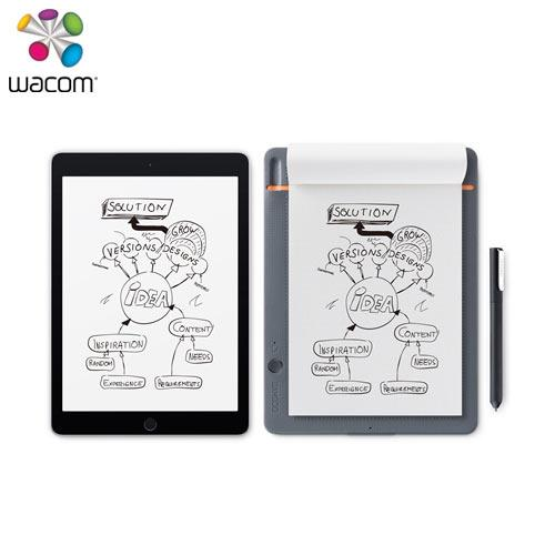 Wacom Bamboo Slate 智慧型手寫板(小) (A5) CDS-610S【送保護套+筆芯3入+威秀電影票乙張】