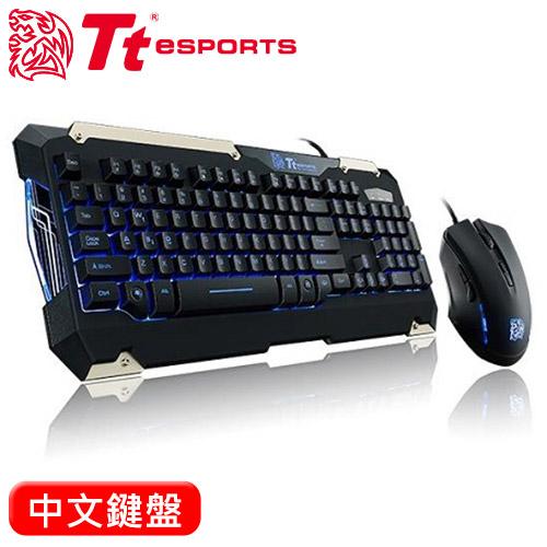 軍令官 類機械鍵盤滑鼠組
