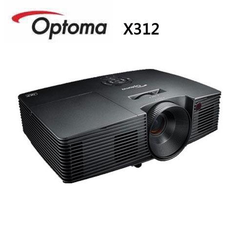 OPTOMA奧圖碼X312 XGA 多功能投影機