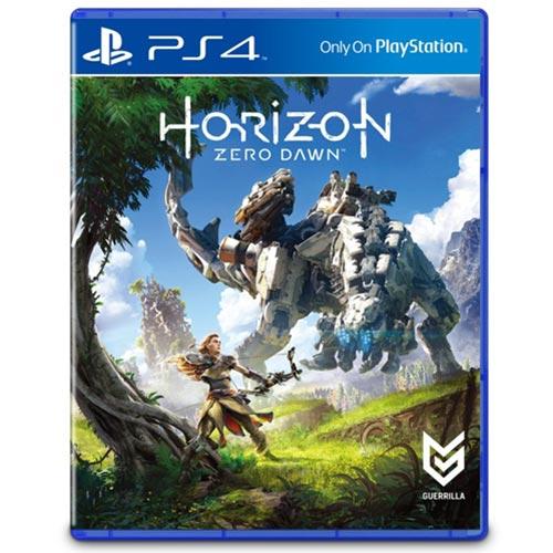 【預購品】PS4遊戲《地平線:期待黎明》中文版