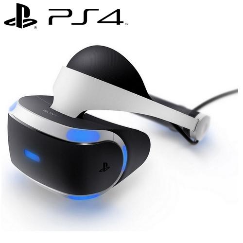 Playstation VR 頭戴裝置 CHU-ZVR1T【本月送MOVE手把果凍套2入組】
