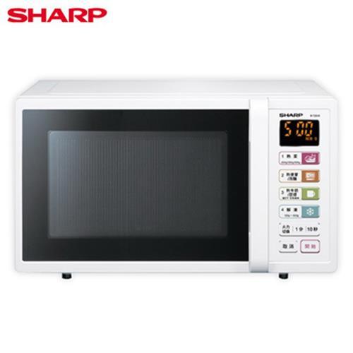 SHARP夏普25L微電腦微波爐 R-T25JS