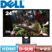 R2【福利品】DELL 24型電競液晶螢幕 SE2417HG