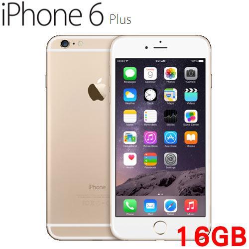 APPLE iPhone 6 Plus 16GB 金色【全新機】