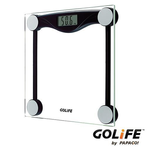 GOLiFE Fit Plus 藍牙智慧體重計-黑