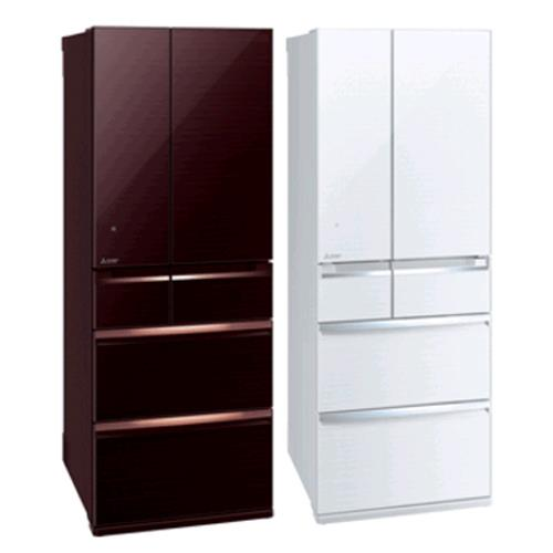 MITSUBISHI 三菱電機日製電冰箱(605公升) MR-WX61Z-W-C(水晶白)