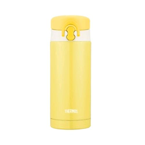 THERMOS 不銹鋼真空保溫瓶(檸檬歐蕾)  JNF-350-YL