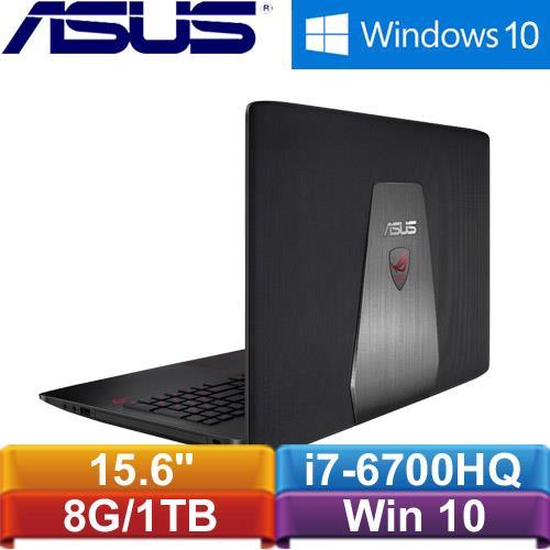 【送SSD硬碟】ASUS GL552VW-0061A6700HQ 15.6吋筆電
