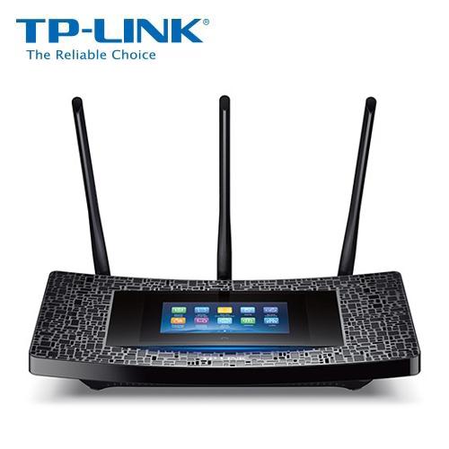 TP-LINK AC1900 觸控螢幕無線Gigabit路由器 Touch P5