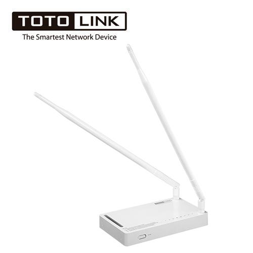 TOTOLINK N300RH 高功率極速廣域無線分享器【12月精選特惠 低於9折 現省102】