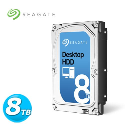 Seagate Desktop HDD 3.5吋 SATA3 8TB桌上型硬碟機