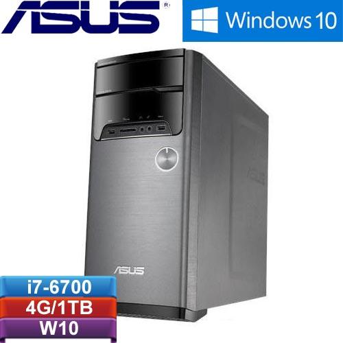 ASUS華碩 M32CD-0161C670GXT 桌上型電腦