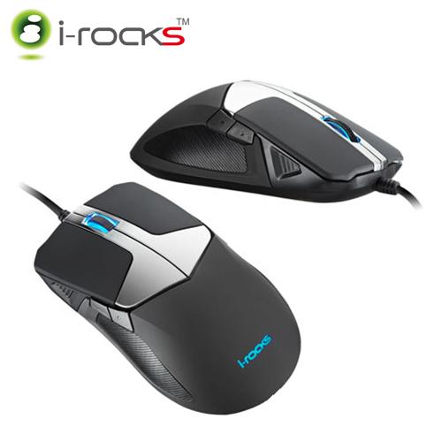 i-Rocks 艾芮克 M20 GOLEM 光學電競滑鼠