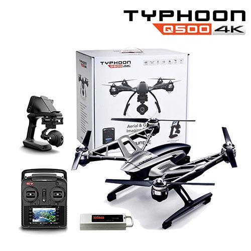 TYPHOON Q500-4K 紙箱版