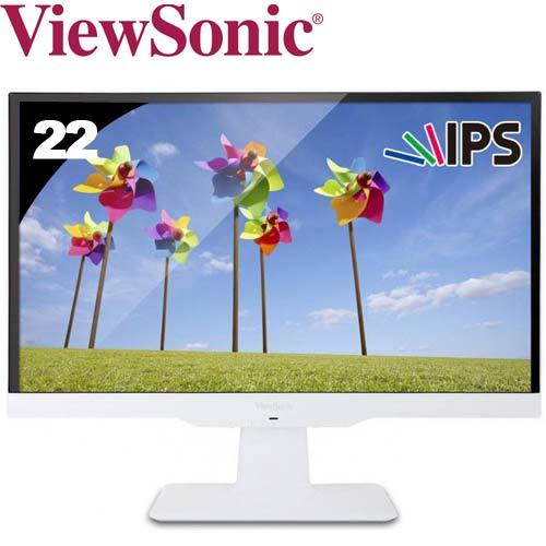 R1【福利品】ViewSonic優派 22型零閃頻抗藍光螢幕VX2263SMHL