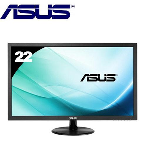 R1【福利品】ASUS VP228NE 22型不閃屏寬螢幕