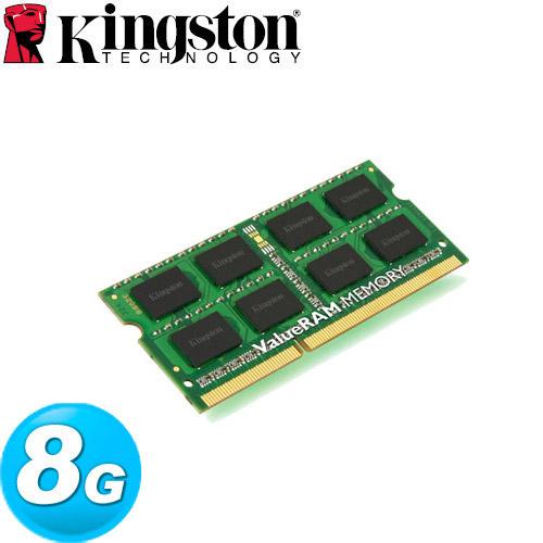 【限時搶購】Kingston金士頓 DDR3-1600 8GB 筆記型記憶體