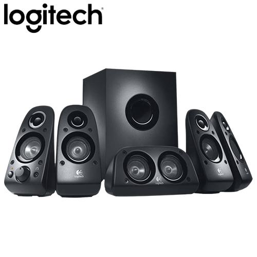 Logitech 羅技 Z506 5.1聲道環繞音效喇叭