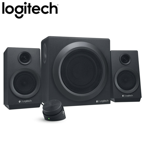 Logitech 羅技 Z333 2.1聲道喇叭