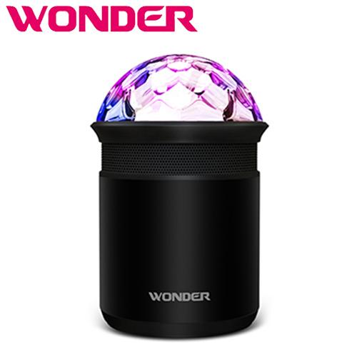Wonder 旺德 WS-T015U 藍牙隨身音響 黑