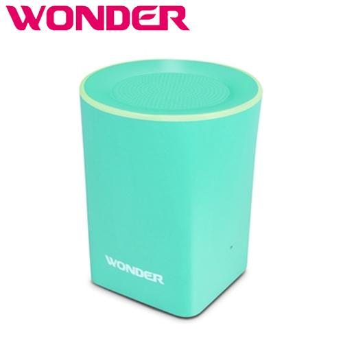 Wonder 旺德 WS-T017U 藍牙隨身音響 綠