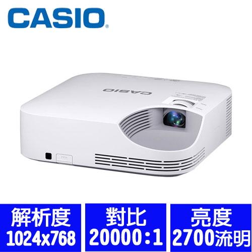 CASIO XJ-V1雷射LED XGA投影機