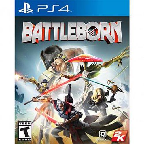 【客訂】PS4遊戲《為戰而生》中文版