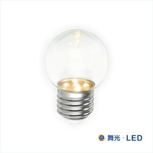舞光 LED 超省電 E27 神明夜燈 (暖白)